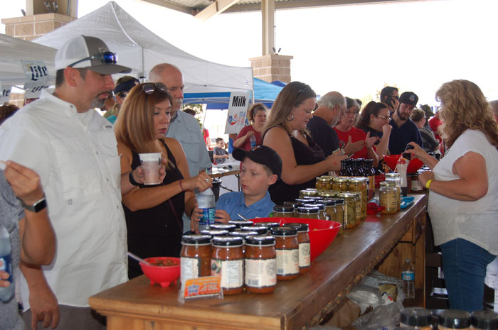 Hot Sauce And Fiery Foods Festival